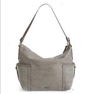 Handbags - Elle & Jae Gypset Faux Leather Hobo Bag